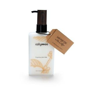 Callyssee, Foaming Milk Smoothing Facial Cleanser